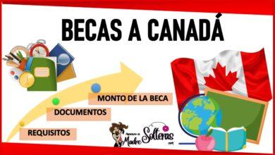 Becas a Canadá 2021-2022