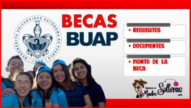 Becas BUAP 2021-2022