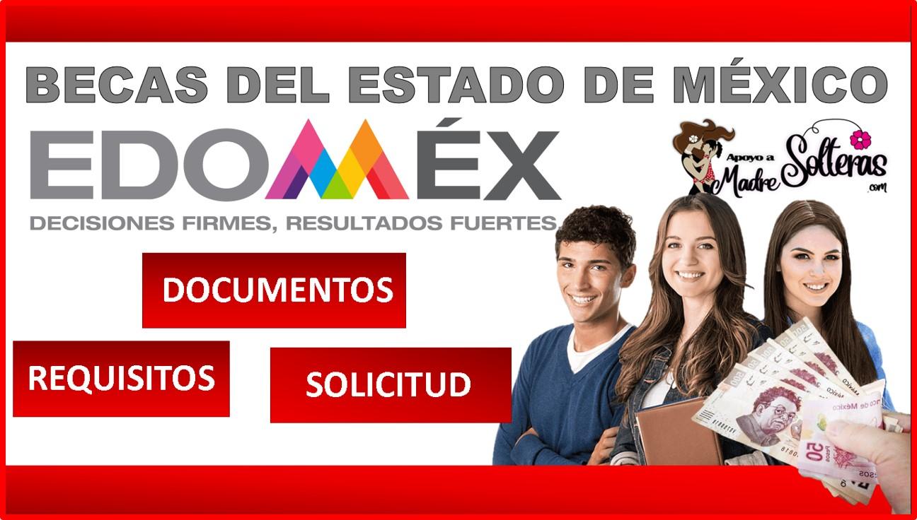 Becas EDOMEX. Becas del Estado de México
