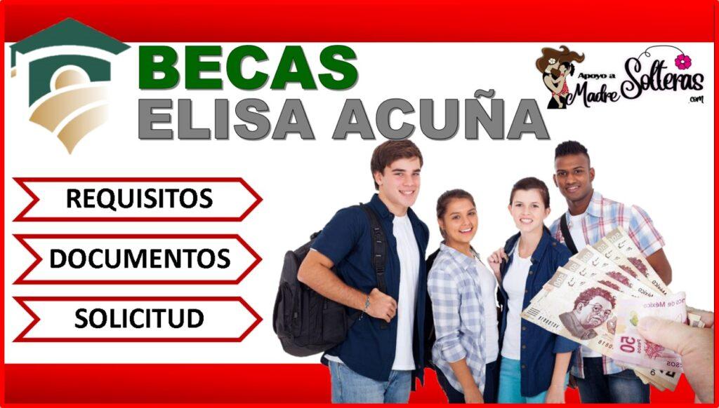 Becas Elisa Acuña