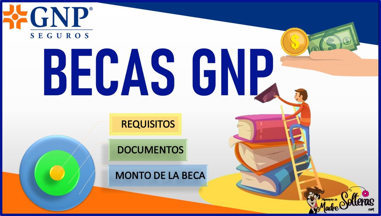 Becas GNP