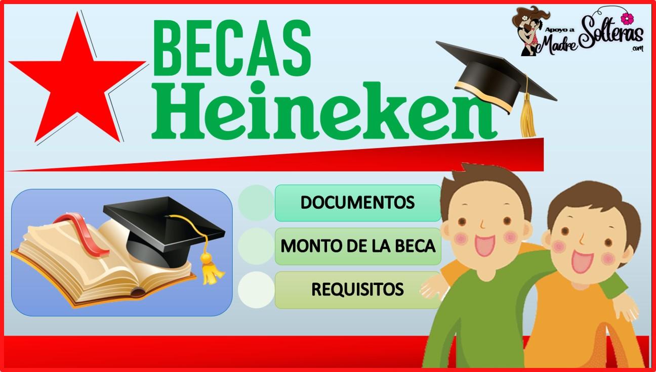 Becas Heineken 2021