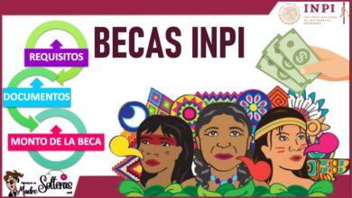 Becas INPI 2021-2022