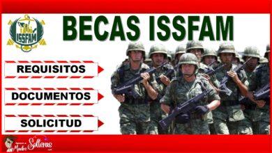 Becas ISSFAM