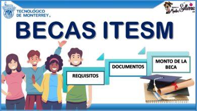 Becas ITESM 2021-2022