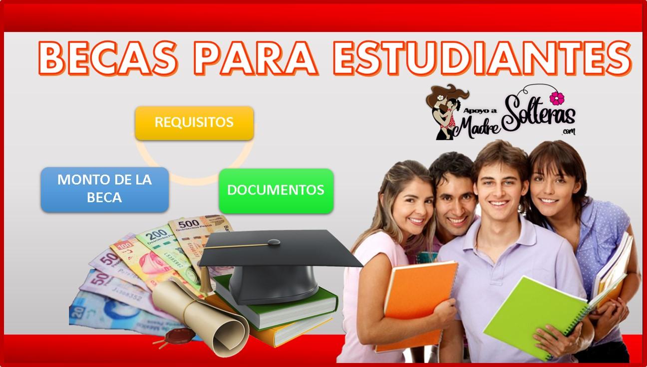 Becas para estudiantes 2021-2022