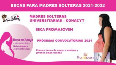 becas-para-madres-solteras-2021-2022
