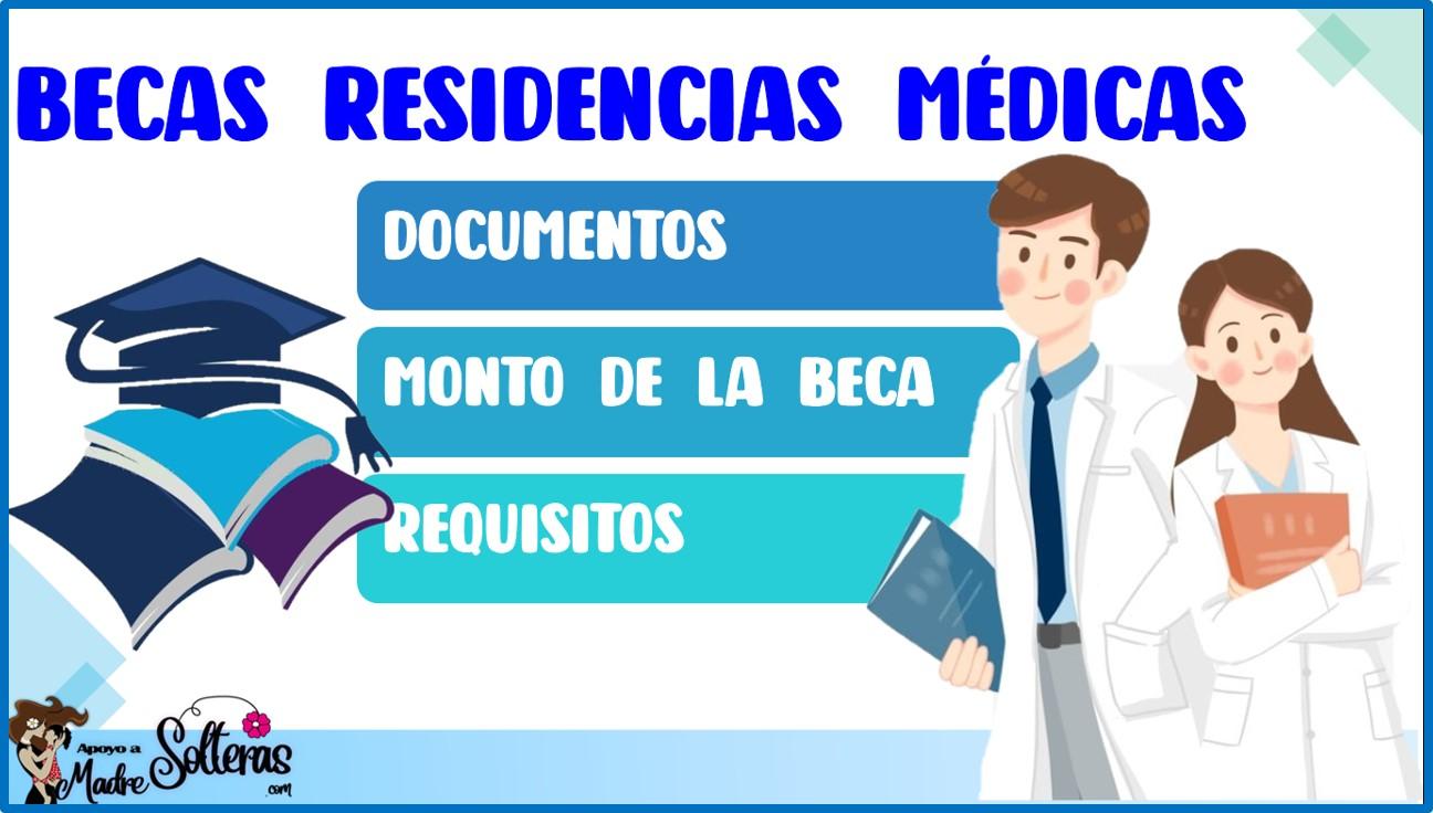 Becas Residencias Médicas 2021
