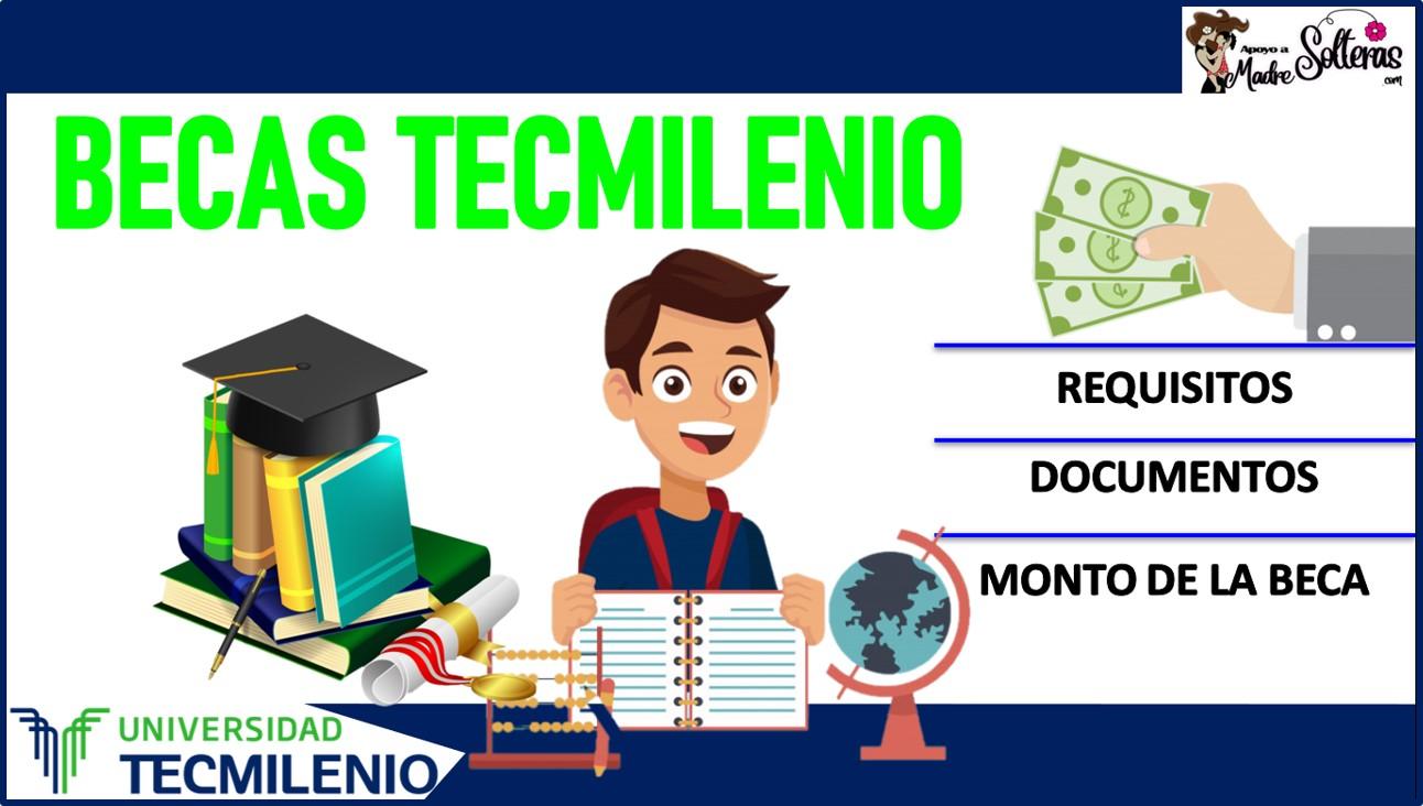 Becas TecMilenio 2021-2022