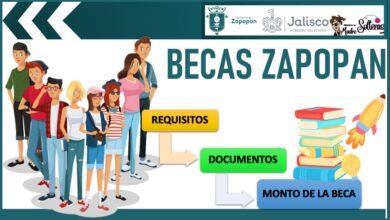 Becas Zapopan 2021-2022
