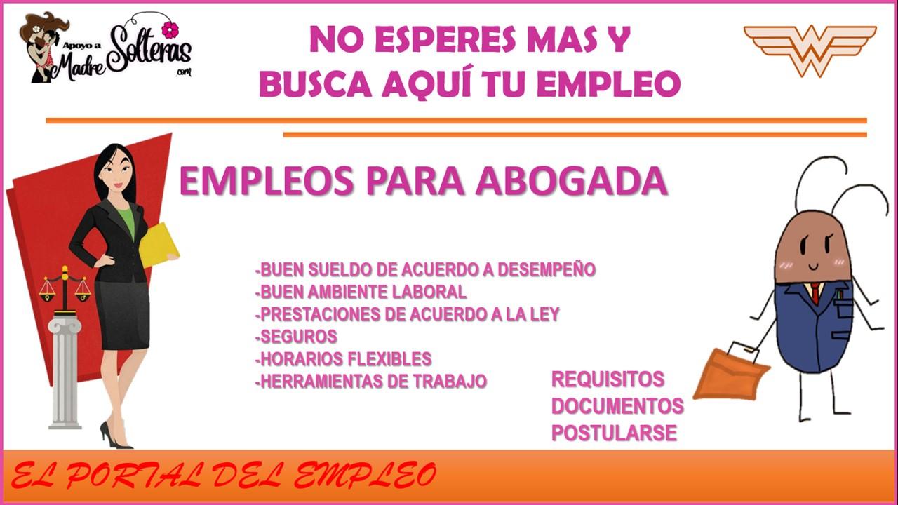 empleos-para-abogada