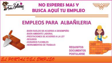 empleos-para-albanil