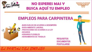 empleos-para-carpintera