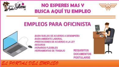 empleos-para-oficinista
