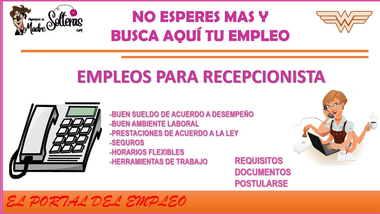 empleos-para-recepcionista