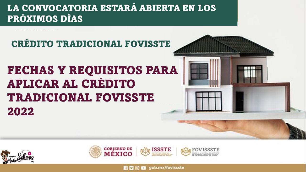 fechas-y-requisitos-para-aplicar-al-credito-tradicional-fovisste-2022